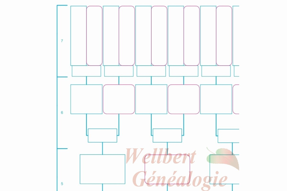 10 Generation Family Tree Inspirational 29 Of 7 Generation Family Tree Template