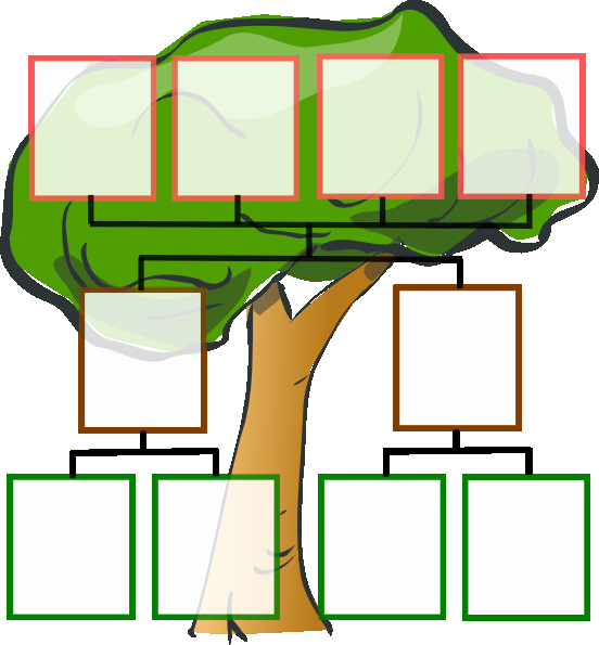 3 Generation Family Trees Lovely Family Tree 3 Generation Clip Art at Clker Vector Clip Art Online Royalty Free & Public