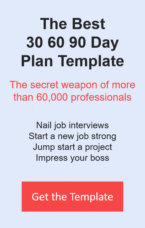 30 60 90 Day Template Elegant the Personal Performance Review Template and why You Need E — Brendan Reid