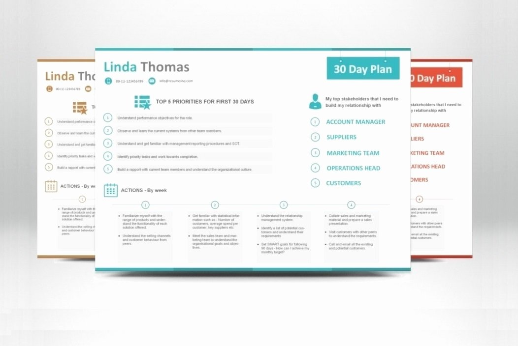 30 60 90 Day Template Unique 30 60 90 Day Plans Bundle Flat Off Use Coupon Plan35