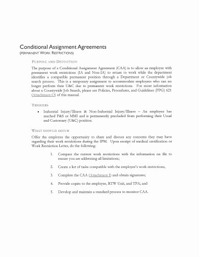 360 Deal Contract Pdf Luxury 15 assignment Agreement Templates Pdf