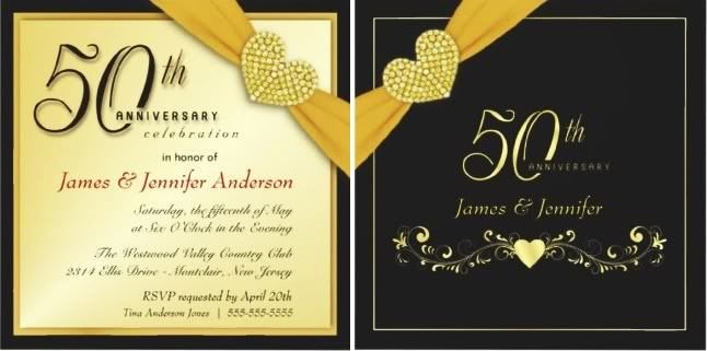 50th Anniversary Invitation Templates Elegant Quotes for 50th Anniversary Invitations 50th Wedding Anniversary Invitations Front Back
