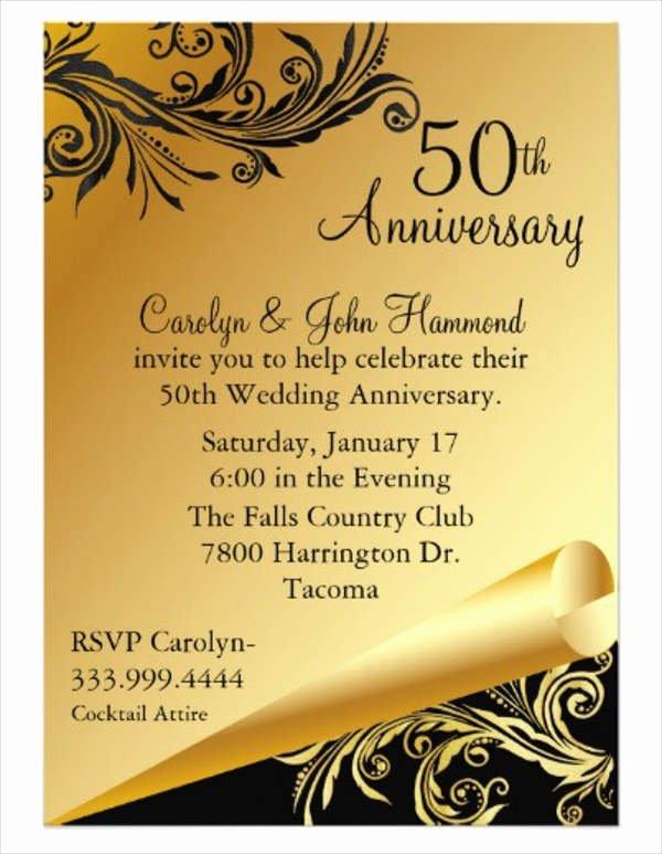 50th Wedding Anniversary Program Elegant 8 Wedding Party Program Templates Psd Vector Eps Ai