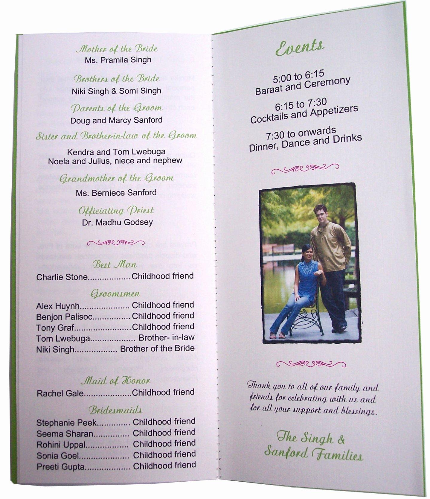 50th Wedding Anniversary Program Fresh 6 Best Of 50th Wedding Anniversary Program Samples