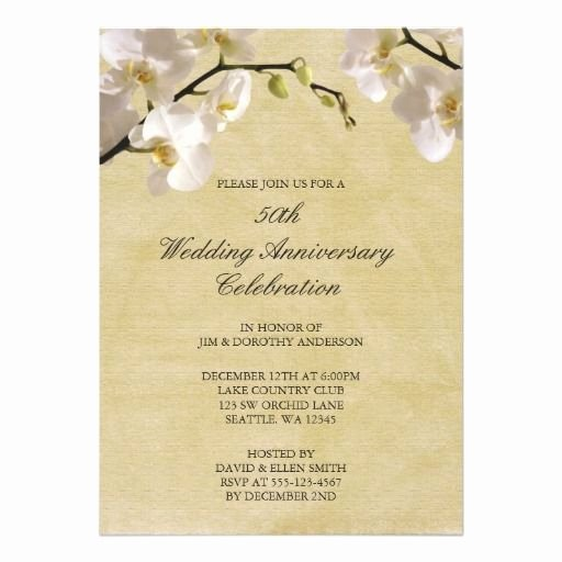 50th Wedding Anniversary Program Inspirational 50th Wedding Anniversary Program Wording