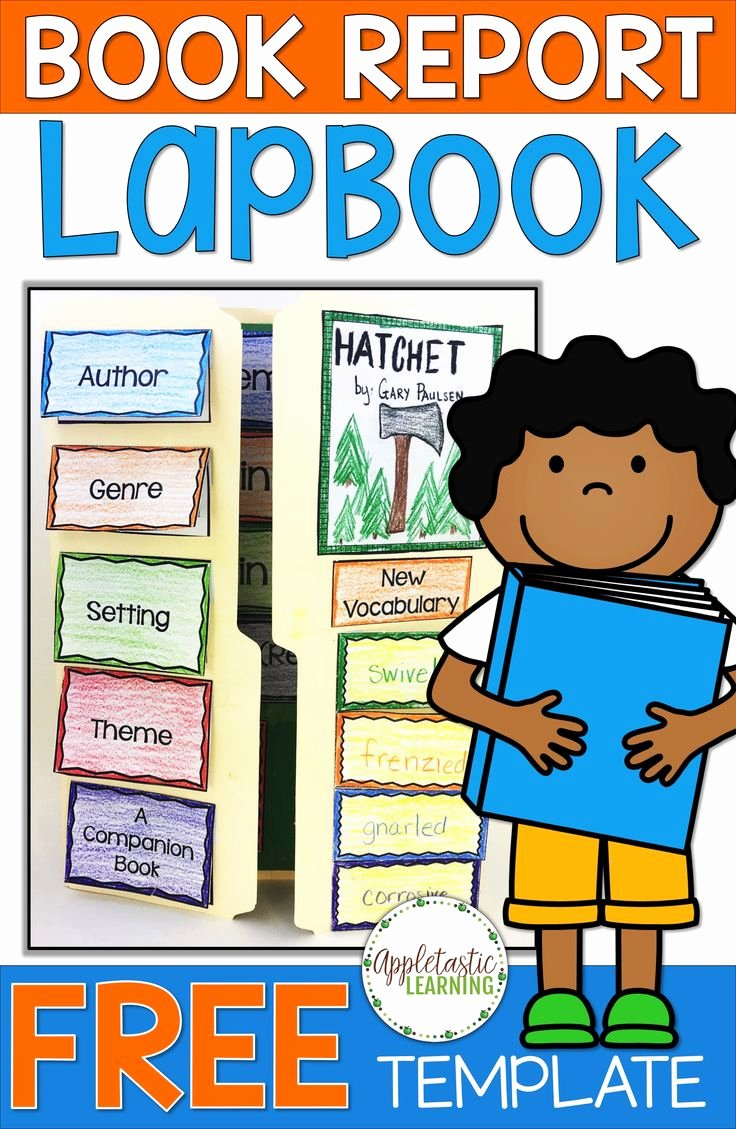 6th Grade Book Report Template Beautiful 84 Best Appletastic Blog Posts Images On Pinterest
