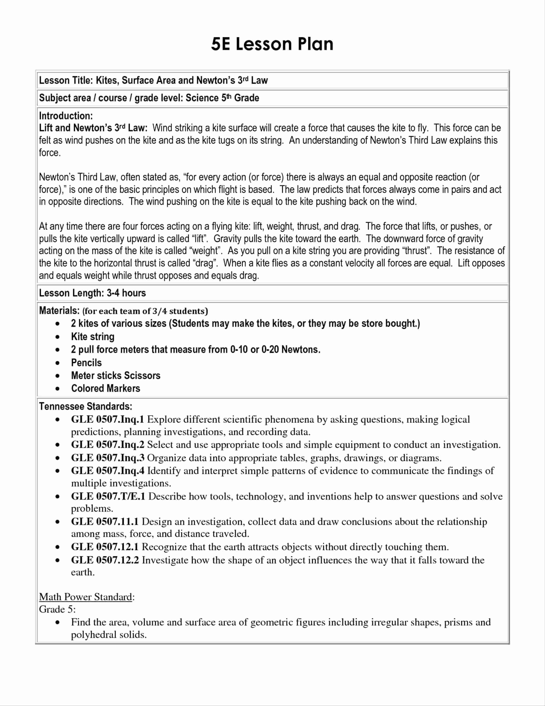 7 Step Lesson Plan Awesome 7 Step Lesson Plan Template Unique top Result 50 Luxury 5e Learning – Learning
