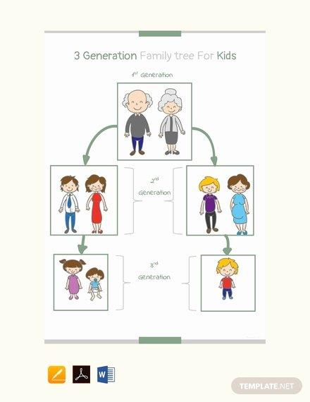 four generation genogram