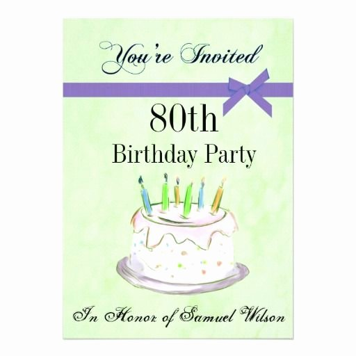80th Birthday Invitation Templates Lovely 1000 Images About 80th Birthday Gift Ideas for Men On