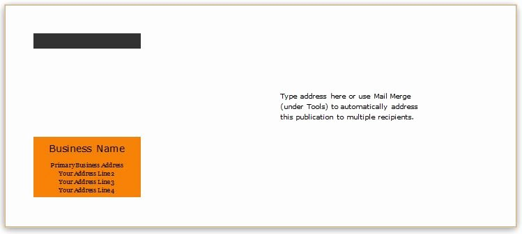 A7 Envelope Template Microsoft Word Awesome 40 Editable Envelope Templates for Ms Word