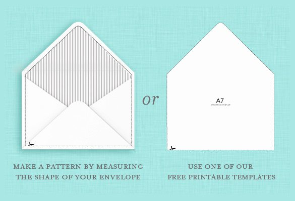 A7 Envelope Template Microsoft Word Awesome 9 A7 Envelope Templates Doc Psd Pdf