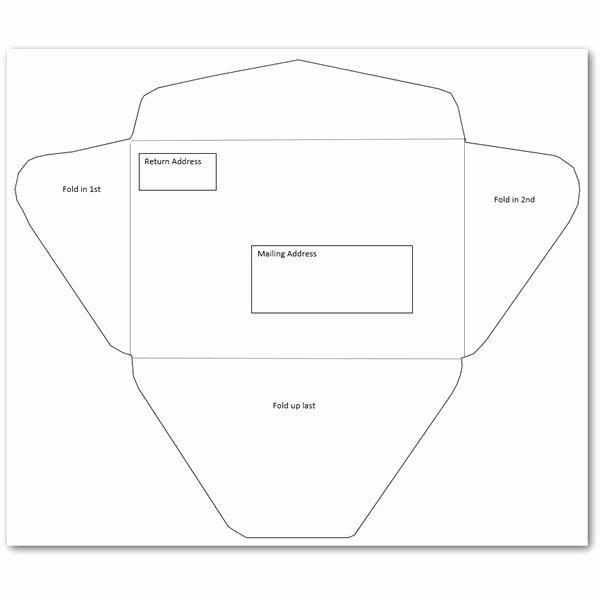 A7 Envelope Template Microsoft Word Inspirational 5 Free Envelope Templates for Microsoft Word