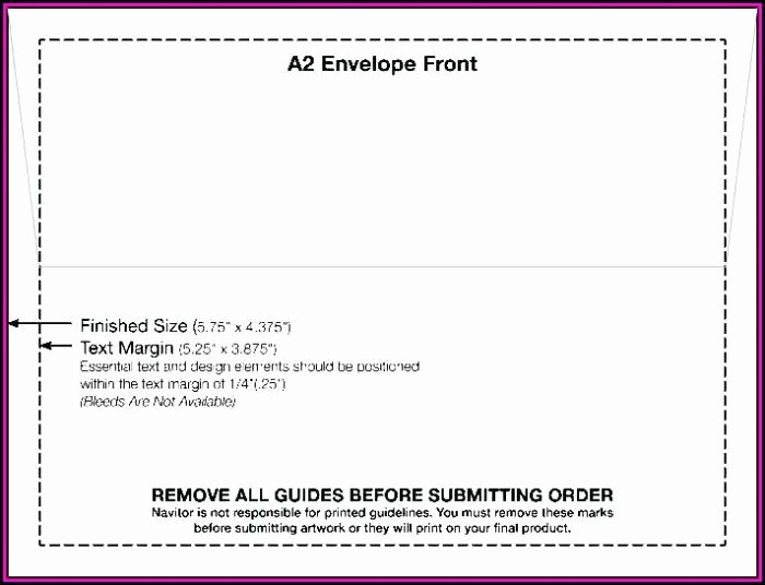 A7 Envelope Template Microsoft Word Lovely A7 Envelope Printing Template Template 2 Resume