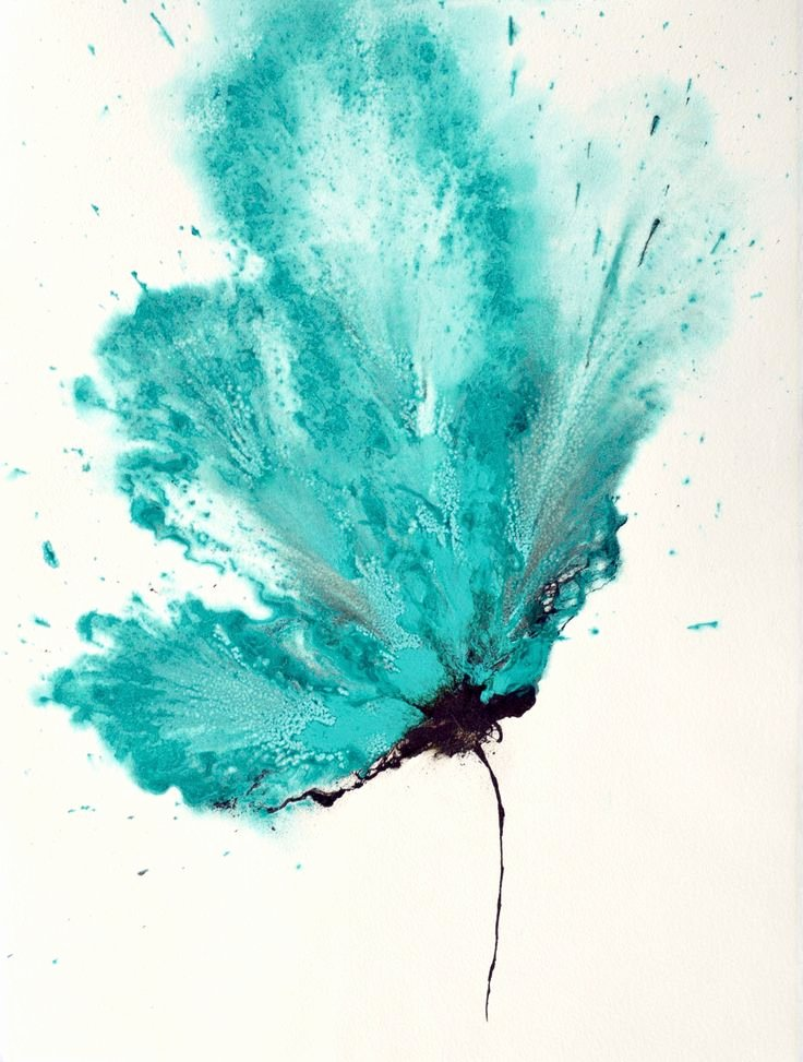 Abstract Painting Of Flower Fresh 1000 Ideas About Abstract Flower Paintings On Pinterest