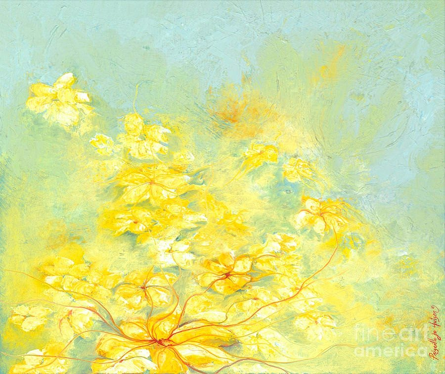 Abstract Painting Of Flower Unique 46 Flower Paintings Art Ideas