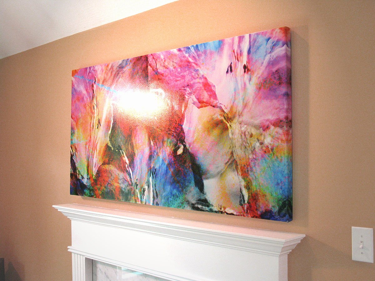 Abstract Painting Of Flowers Lovely Abstract Flower Art Archives Cianelli Studios Art Blog