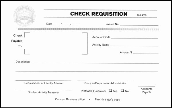 Accounts Payable Check Request form Beautiful Business Fice form Identification