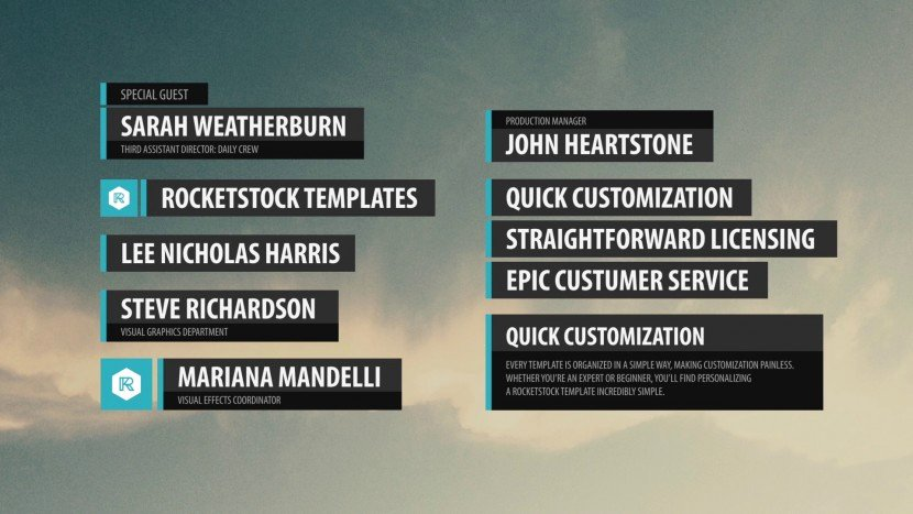 After Effects Lower Thirds Beautiful Label Fresh Lower Thirds Pack after Effects Template