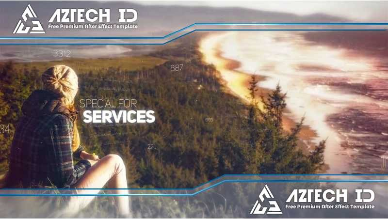 After Effects Slideshow Template Free Awesome Free Download after Effects Templates Videohive Cinematic Slideshow Aztech Design