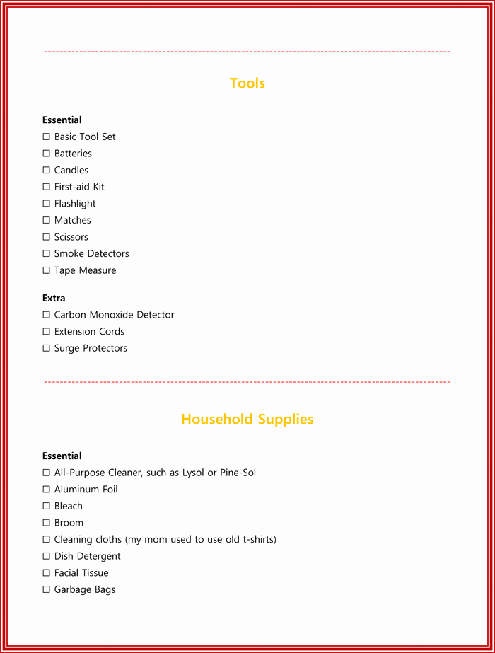 Apartment Maintenance Checklist Template Fresh New Apartment Checklist Template Things You Must Need
