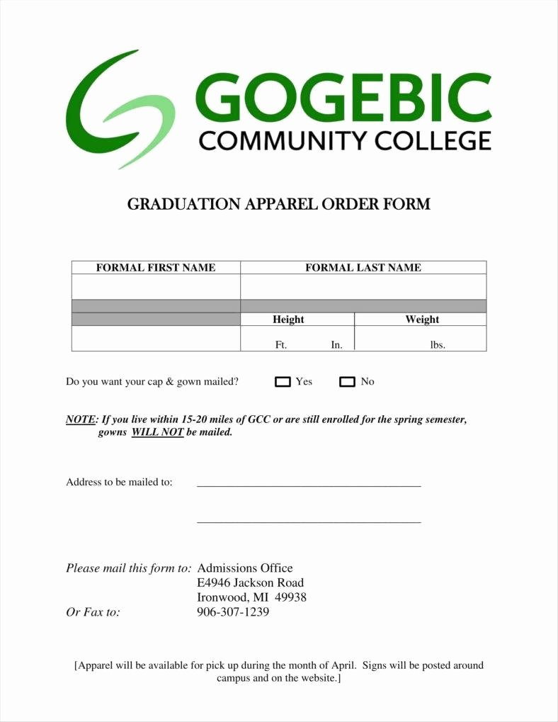 Apparel order form Template Beautiful 9 Apparel order form Templates No Free Word Pdf Excel format Download