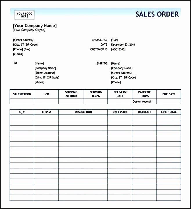 Apparel order form Template Excel New order form Template Excel Sample order Templates Pinterest