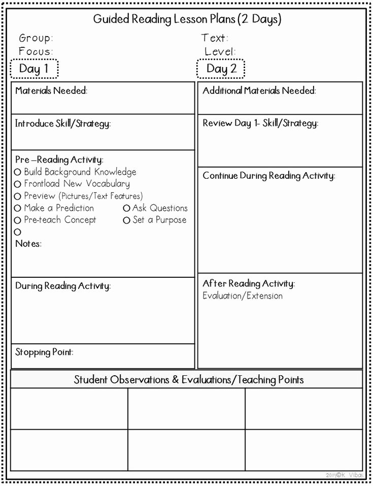 Art Lesson Plan Template Lovely Guided Reading Binder Tpt Language Arts Lessons
