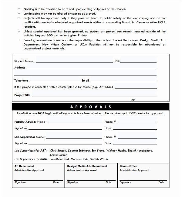Art Project Proposal Example Lovely 10 Art Proposal Templates Pdf Word Pages