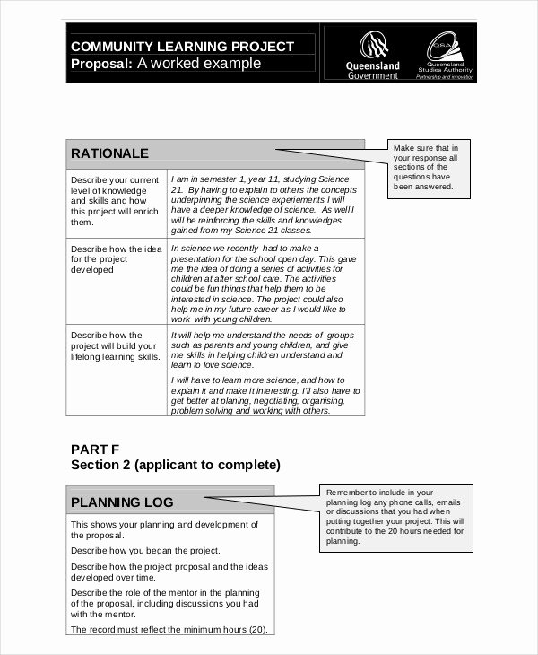 Art Project Proposal Example Lovely 44 Project Proposal Examples Pdf Word Pages