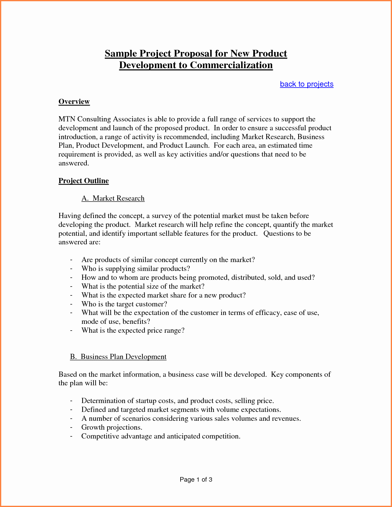 Art Project Proposal Example Pdf Lovely 6 Sample Proposal Template for Project