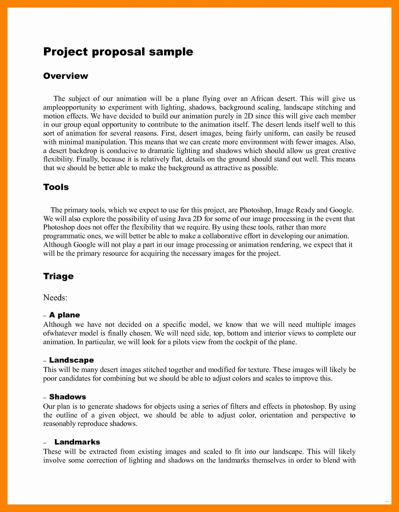 Art Project Proposal Example Pdf Lovely 9 Multimedia Project Proposal Examples Pdf