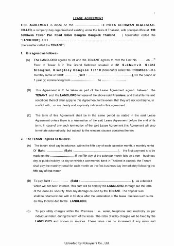 Assignment and assumption Agreement Template Awesome Agreement Of assumption and assignment Of Lease Great American