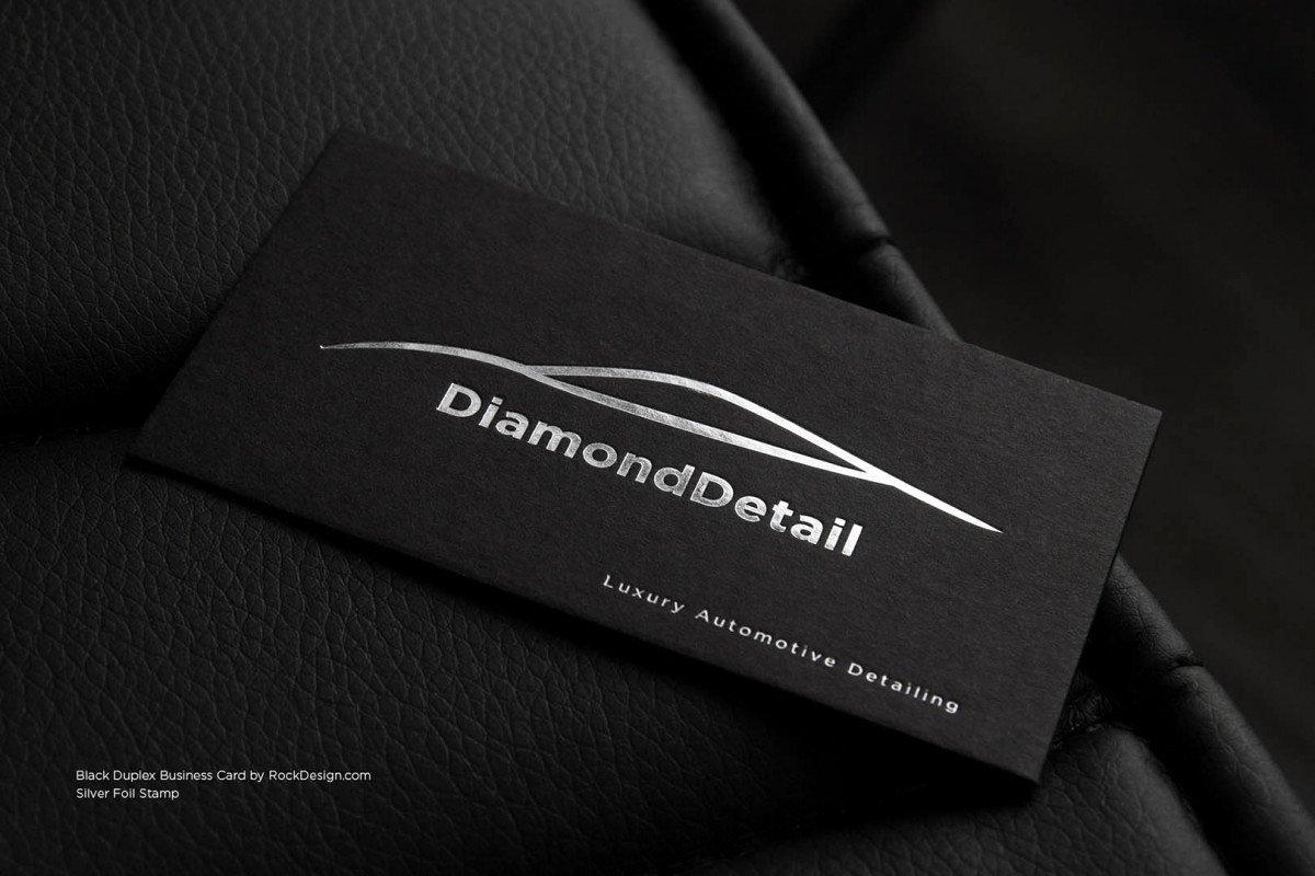Auto Detailing Business Cards Inspirational Luxury Car Detail Business Card Design