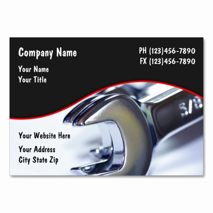 Auto Mechanic Business Card Unique 2177 Best Images About Automotive Car Business Cards On Pinterest