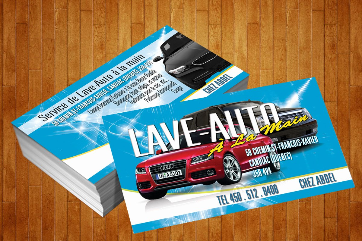 Auto Mechanic Business Card Unique Automotive Business Cards Business Card Tips