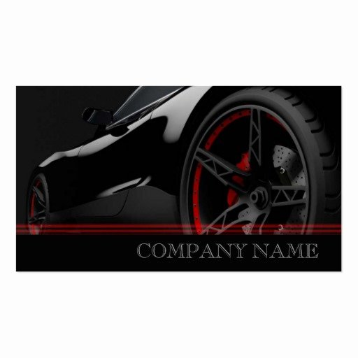 Auto Mechanic Business Cards Lovely Automotive Automotive Business Cards