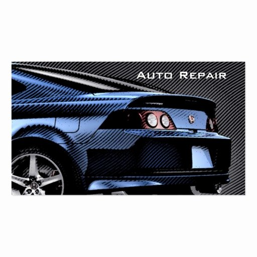 Automotive Repair Business Cards Best Of Auto Repair Business Card