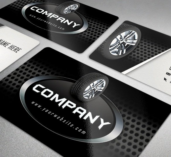 Automotive Repair Business Cards Luxury 20 Cool Automotive Business Cards Psds
