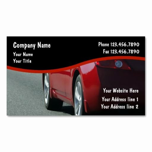 Automotive Repair Business Cards New 289 Best Images About Auto Repair Business Cards On
