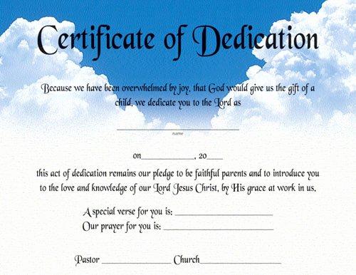 Baby Dedication Certificate Template Elegant Best S Of Baby Certificate Template Free Printable Baby Dedication Certificate Template