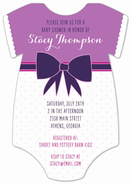 Baby Onesies Invitations Template Fresh 17 Best Images About Oh Baby Baby Shower Ideas On Pinterest
