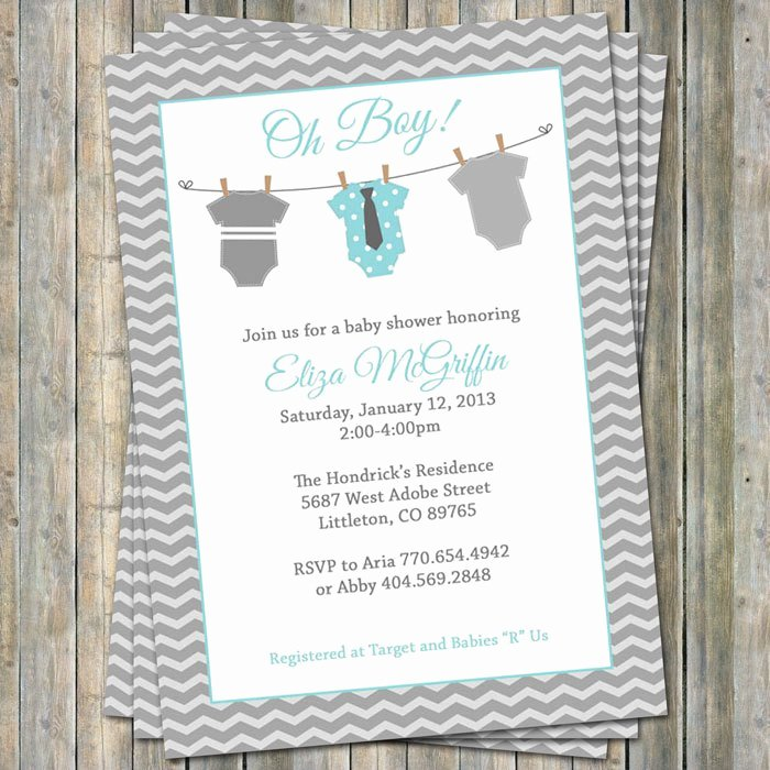 Baby Onesies Invitations Template Inspirational Baby Esie Invitation Templates