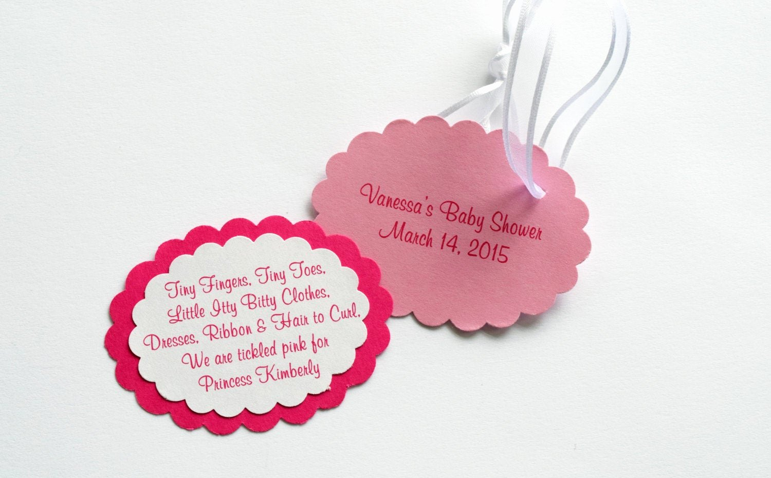 Baby Shower Gift Tag Beautiful Baby Shower Gift Tags Gift Tags Personalized by sincerelyyours123