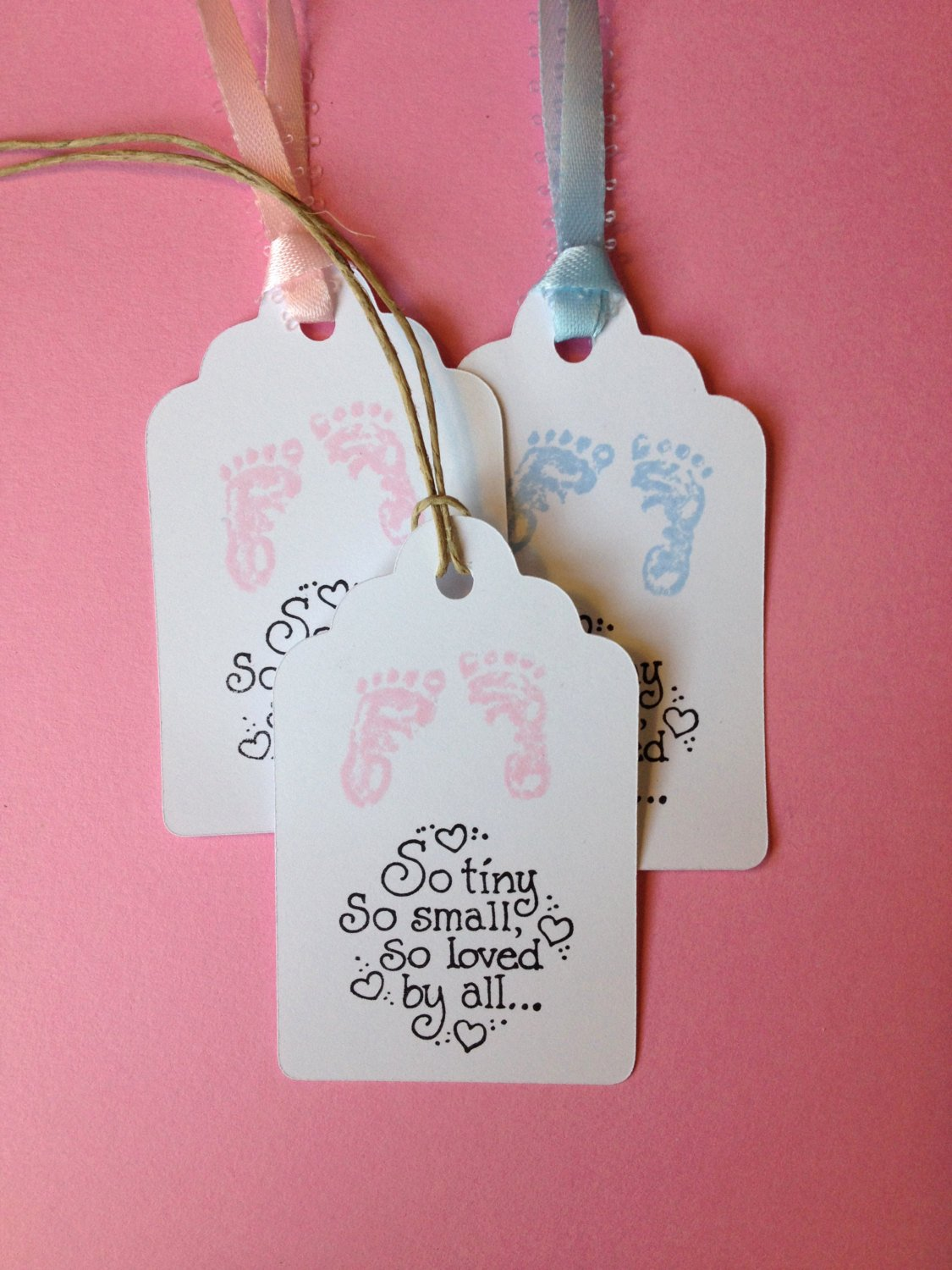 Baby Shower Gift Tag Elegant Baby Shower Tags Gift Tags Set Of 36 Baby by Moomoohandmadecards