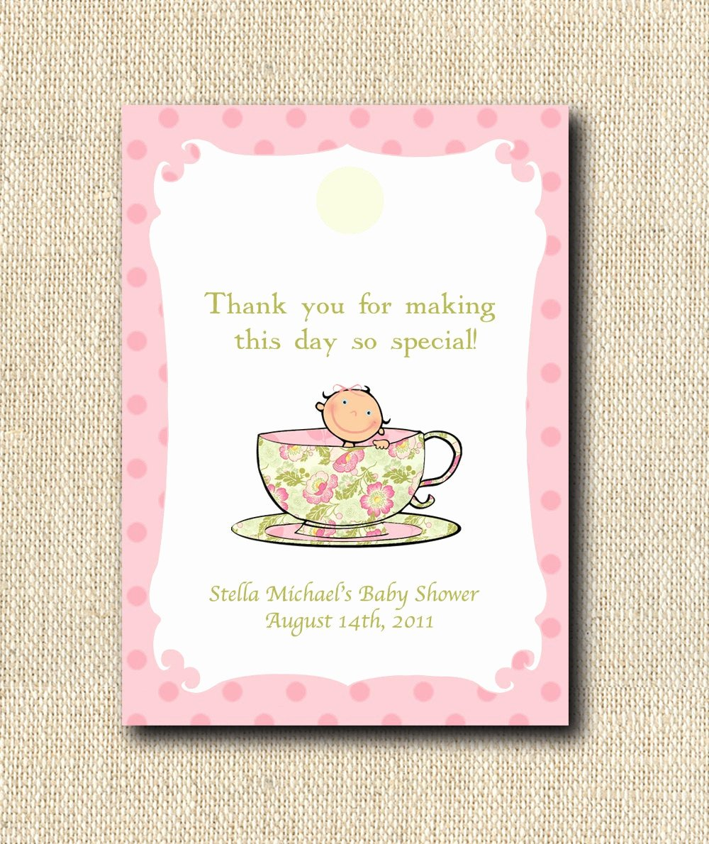 Baby Shower Gift Tag Inspirational Baby Shower Gift Tags or Labels Stickers A by Gigimariestationery