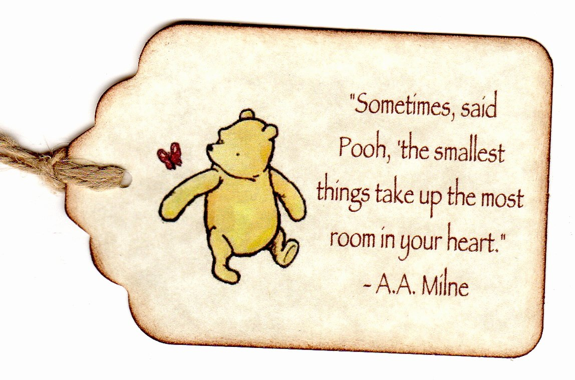 Baby Shower Gift Tags Best Of 20 Winnie the Pooh Baby Shower Favor Tags Baby by Luvs2create2