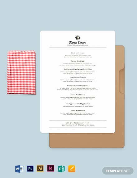 Baby Shower Menu Templates Fresh Free Baby Shower Menu Template Download 288 Menus In Psd Word Publisher Indesign