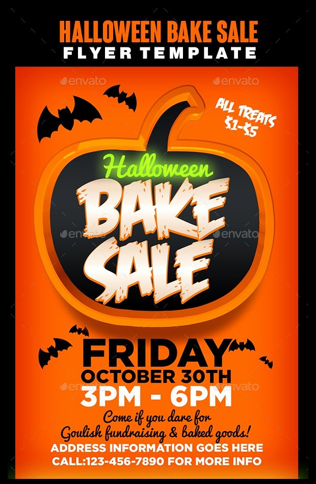 Bake Sale Flyer Template Free Awesome 25 Bake Sale Flyer Templates Ms Word Publisher