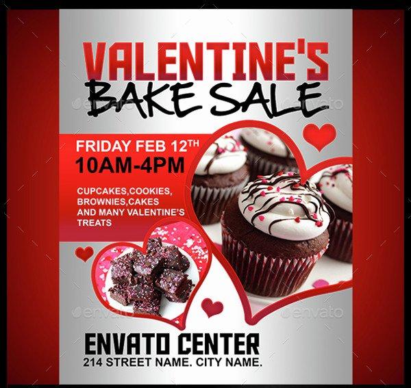 Bake Sale Flyer Template New 32 Bake Sale Flyer Templates Ai Psd Publisher