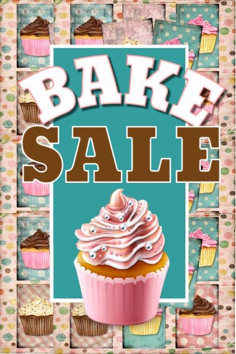 Bake Sale Flyer Template Word Elegant Bake Sale Template